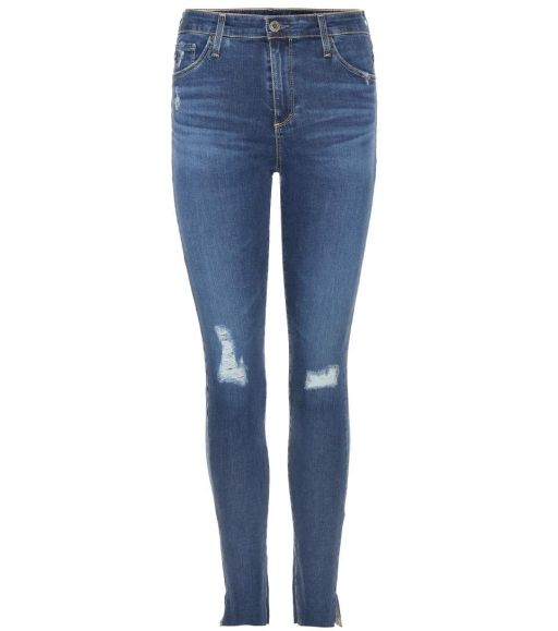 AG Jeans - The Farrah Skinny Ankle