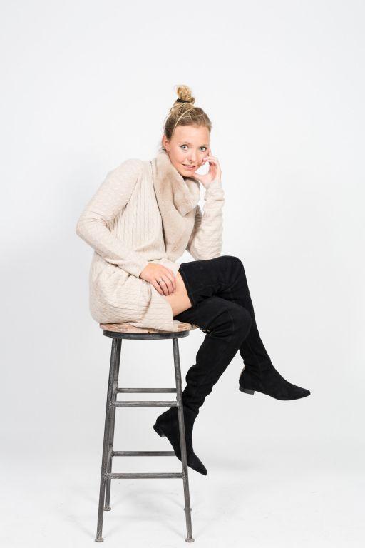 Dorothee Schumacher - Suede Seduction Overknee