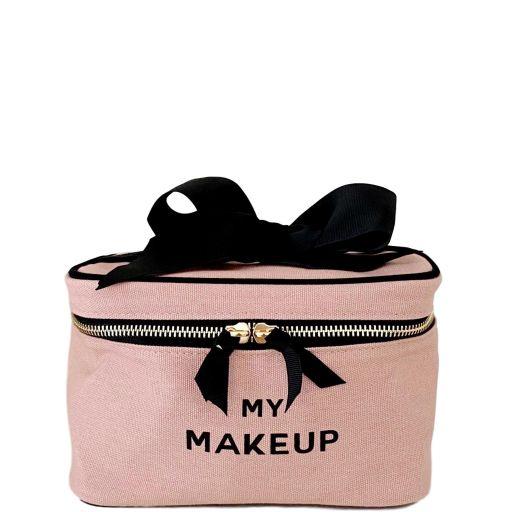 "Bag-All - Beauty Box ""My Make up"" rose"