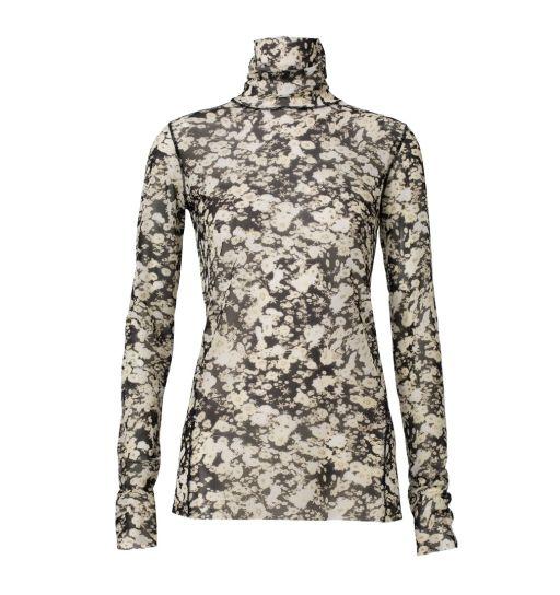Dorothee Schumacher - Shirt aus transparentem Tüll