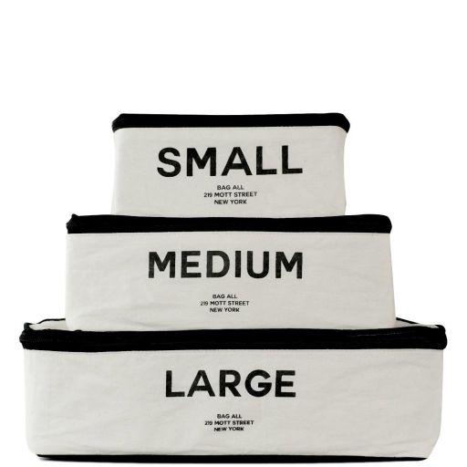 Bag-All - Verpackungswürfel weiß