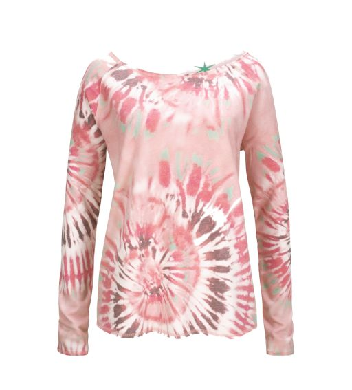 Juvia - Sweater im Batic Look