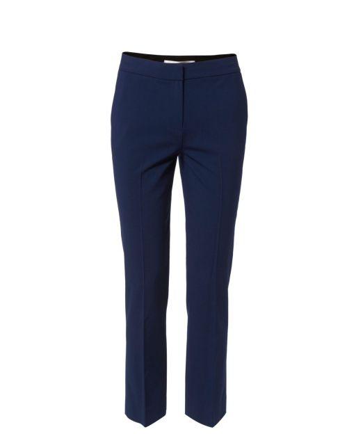 Diane von Fürstenberg - Cigarette Pants midnight blau
