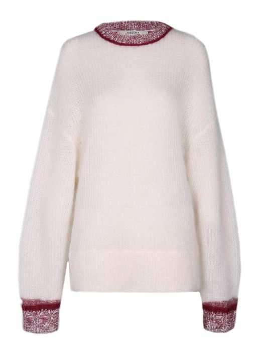 Dorothee Schumacher - Take off Pullover off white
