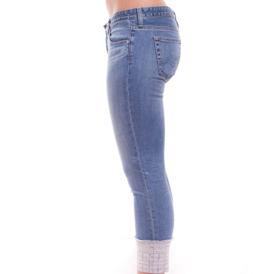 AG Jeans The Stilt Cigarette Crop