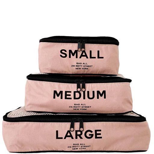 Bag-All - Verpackungswürfel rosa