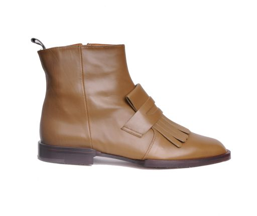 Robert Clergerie - Boots mit Fransen
