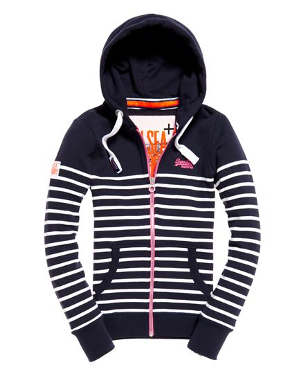 Superdry - Sun & Sea Kapuzenjacke