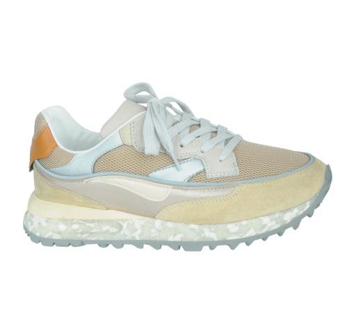 Hidnander - Sneaker Threedome beige