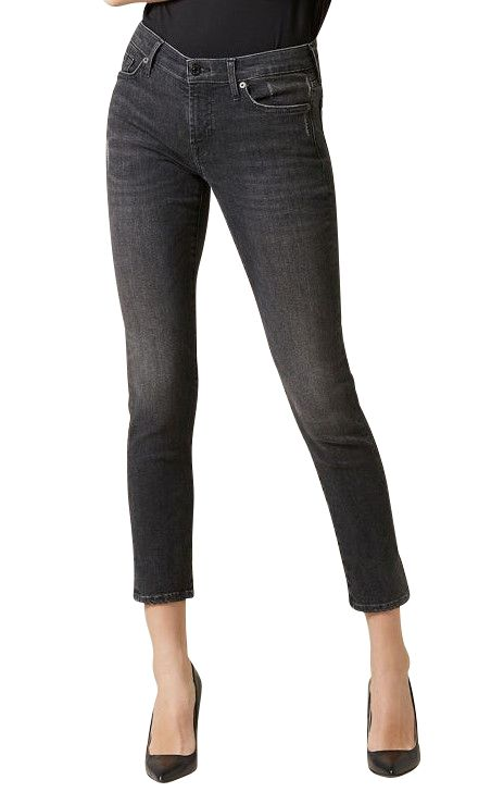 7 For All Mankind - Edle Slim Fit Jeans Pyper Crop