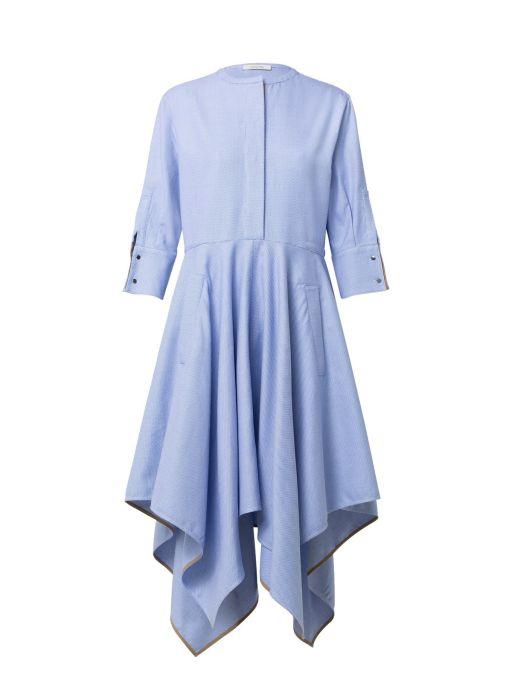 Dorothee Schumacher - Kleid mit Zick-Zack Print