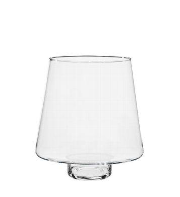 Glasaufsatz klar 18cm für Schale Ebro 20cm