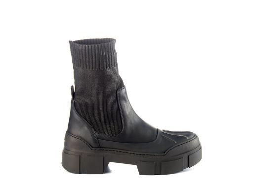 Vic Matié - Ankle Boot mit Profilsohle