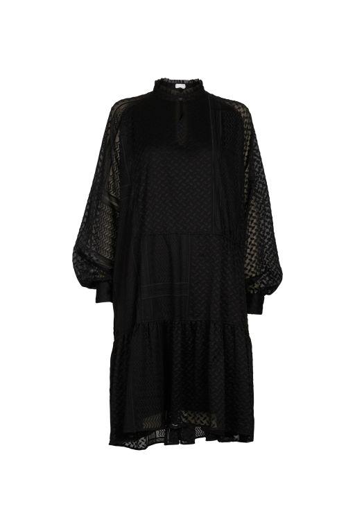 lala Berlin - Kleid Darcya mit Fledermausärmeln