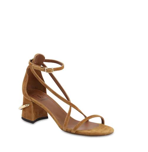 L'AUTRE CHOSE - Sandale mit Blockabsatz