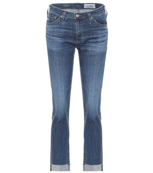 AG Jeans - Prima Roll up verkürzte Jeanshose