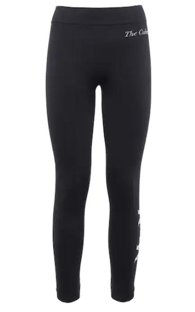 Max Mara - Legging Niagara schwarz