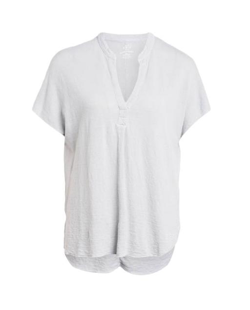 Better Rich - Leinen Shirt taupe