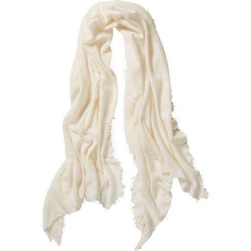 Pur Schoen - Handgefilzter Cashmere Schal natural