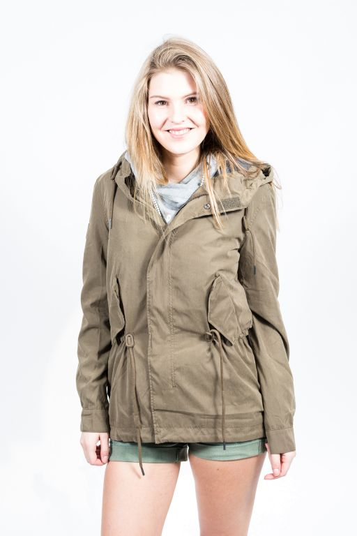 Superdry - Microfibre Project Parka