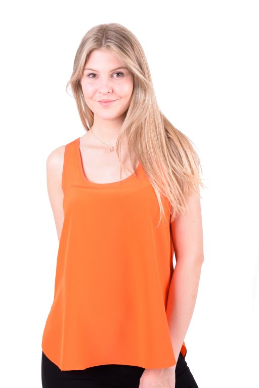 Dorothee Schumacher - Flawless Finess Top Orange