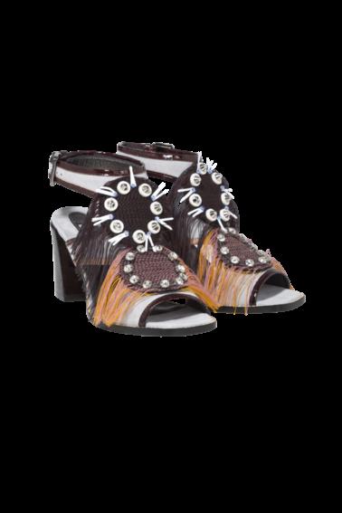 Dorothee Schumacher - Wild Embroidery Heel