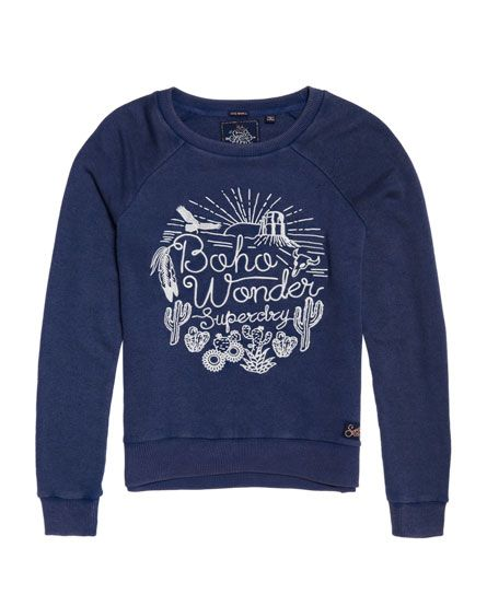 Superdry - Appliqué Sweatshirt