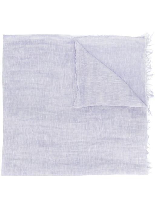 Fabiana Filippi - Baumwoll - Leinentuch blau/weiß