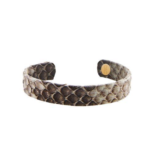 Marjana von Berlepsch - Small EPIC Wasserschlangen Armreif stein