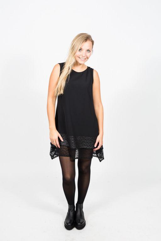 Evelin Brandt - Elegantes Longtop mit Lurex