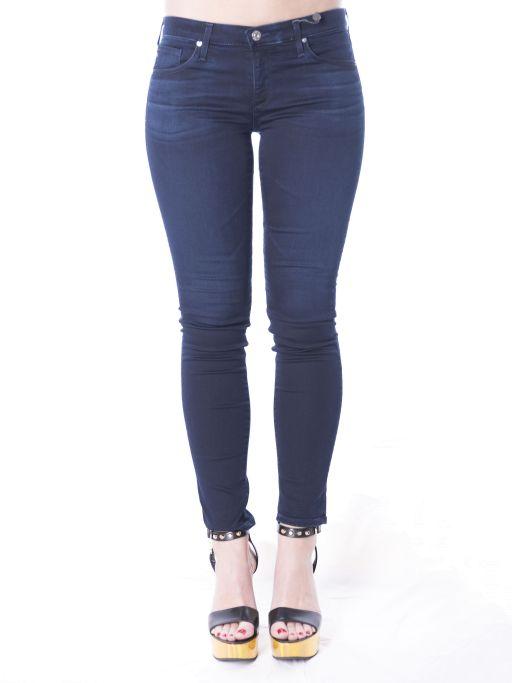 AG Jeans - The Stilt dunkelblau