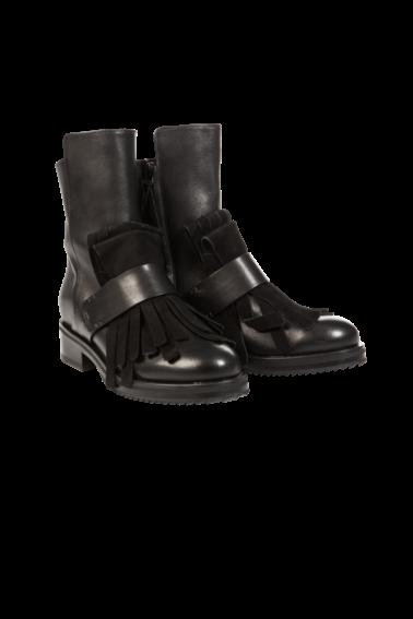Dorothee Schumacher - Effortless Cool Double Fringe Boot