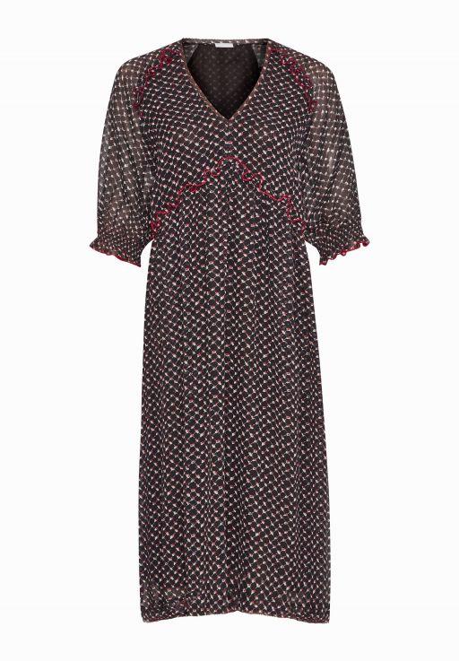 lala Berlin - Kleid LEONA mit kurzem Arm