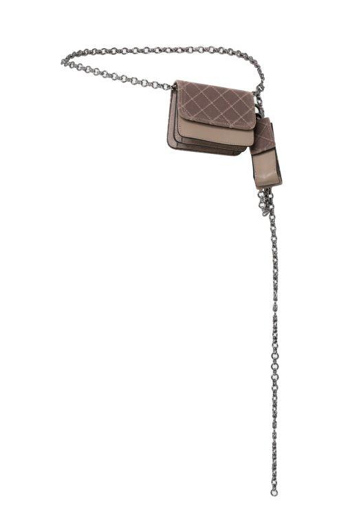 Dorothee Schumacher - Mini Bag mit Kette
