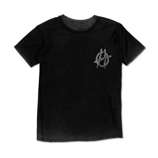 "Happiness - Herren T-Shirt Rockettara ""HPNS Tour"" anthrazit"