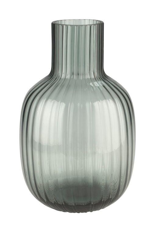 Vase Canvas mit langem Hals