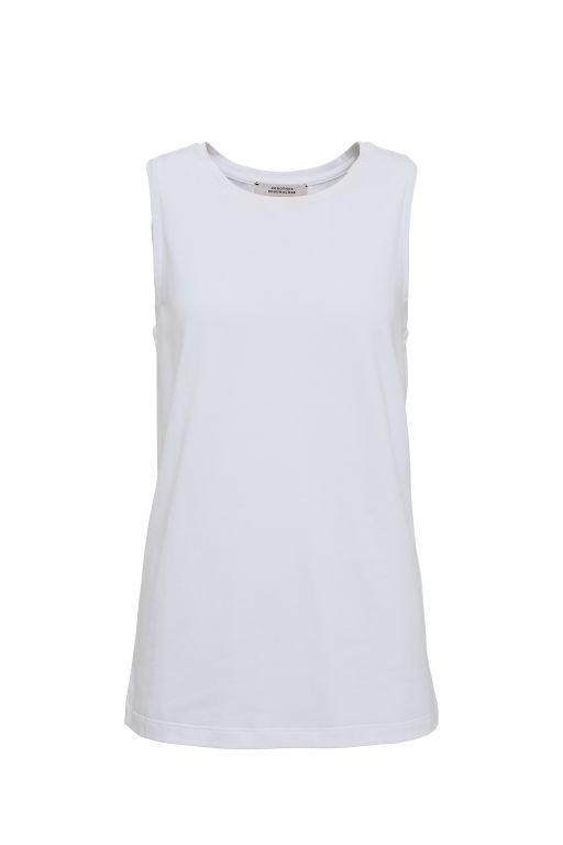 Dorothee Schumacher - Top mit breitem Träger white