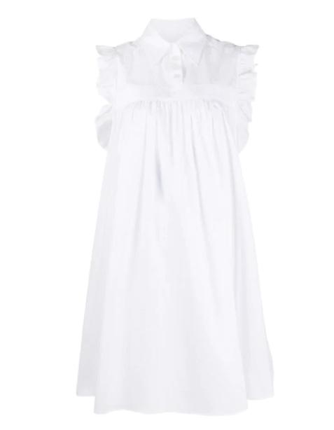 MM6 Maison Margiela - Sommerkleid mit Rüschenarm