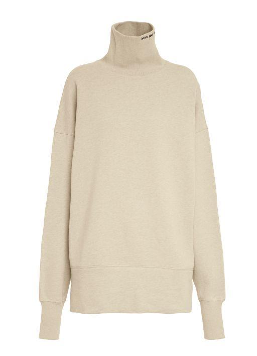 Dorothee Schumacher - Langes Sweatshirt beige