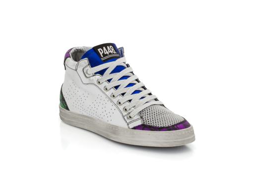 P448 - High Top Sneaker bunt
