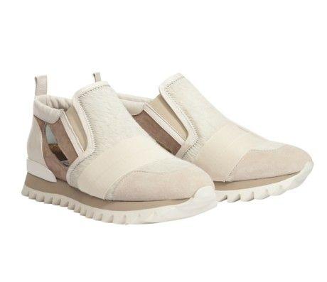 Dorothee Schumacher - Furry Chic Sneaker