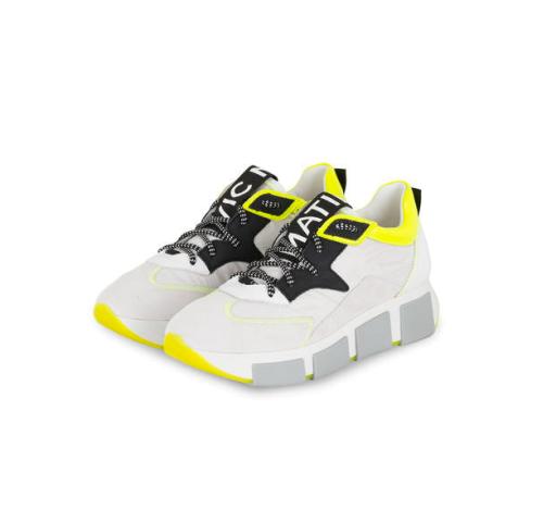 Vic Matié - Sneaker mit Kontrastfarben