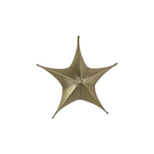 Dekostern gold-metallic 65cm