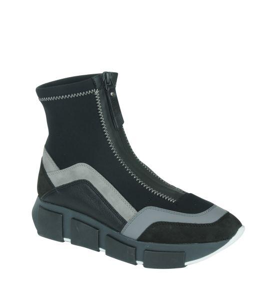 Vic Matié - Sock Boot mit Reißverschluss