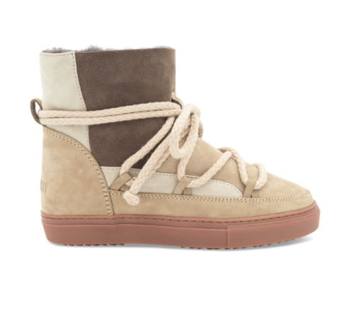 Inuikii - Boots Patch beige