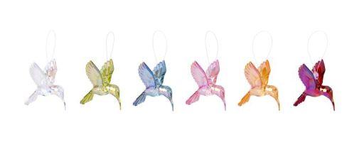 Kolibri Anhänger klein 3 fach sortiert