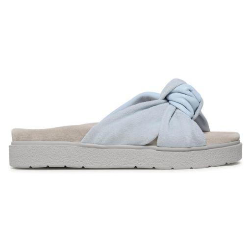 Inuikii - Sandale mit Knoten hellblau