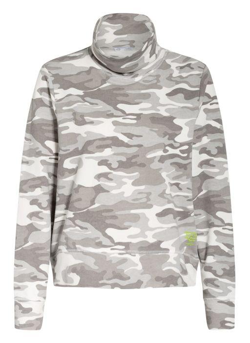 Better Rich - Camouflage Sweatshirt