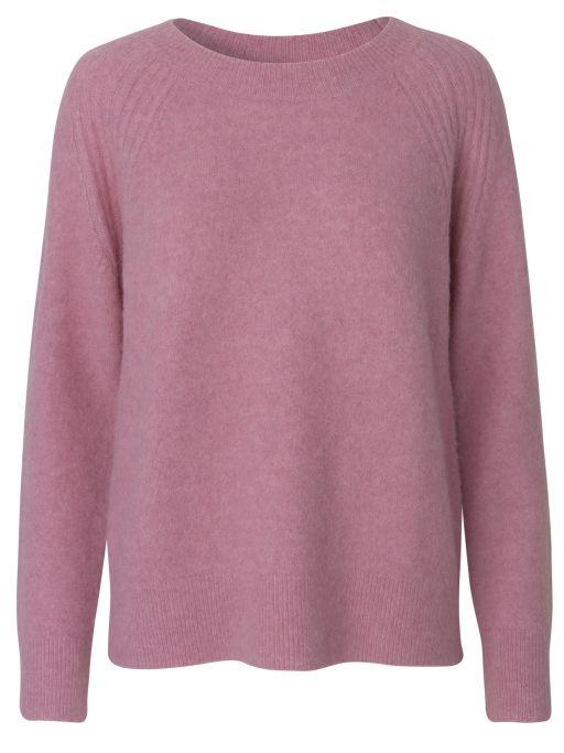 Rosemunde - Sportlicher Pullover in pink