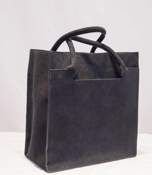 "Dorothee Schumacher - Lavish tall shopper ""ZELDA Bag"" + Document Bag"